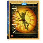 Peter Pan Diamond Edition Blu-ray Combo Pack available nationwide on February 5th