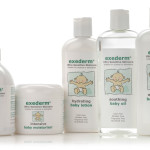 Baby eczema personal care products from Exederm