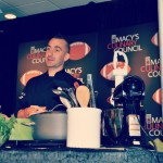 Score winning recipes for the Super Bowl from Chef Marc Forgione in the Macy's Culinary Council cooking demo