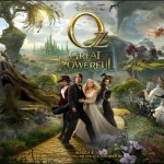 "#1 movie in the world – OZ THE GREAT AND POWERFUL + Mariah Carey ""Almost Home"" music video"
