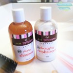 Organic Eco Princess Citrus shampoo and conditioner