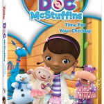 Doc McStuffins Time For Your Check-Up DVD