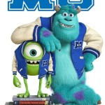 I'm going to Hollywood for the Monsters University premiere
