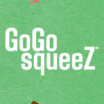 GoGo SqueeZ applesauce pouches fit our busy lifestyle