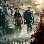 The Lone Ranger: Behind the scenes video – spirit platform