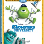Welcome Monsters University into your home this fall