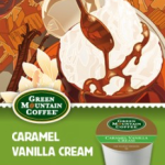 Green Mountain Caramel Vanilla Cream Keurig Kcup coffee, $11.99 per box of 24 & more – Wacky Wednesday Sale