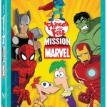 PhineasAndFerbMissionMarvelDVD