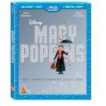 Mary Poppins on Blu-ray December 10th