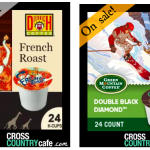Week Long Coffee Sales
