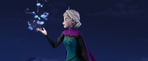 """FROZEN"" (Pictured) ELSA. ©2013 Disney. All Rights Reserved."