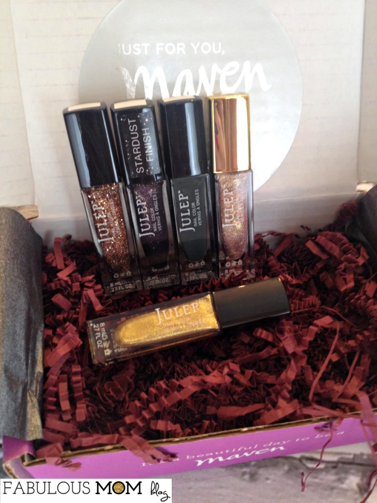 Julep Maven February It Girl Box