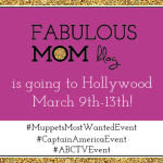 Fabulous Mom Blog is heading to Los Angeles