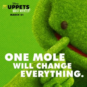 Muppets Most Wanted movie review