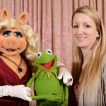 Chatting with Kermit Miss Piggy and Constantine