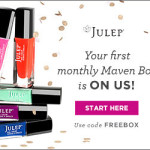 Become a Julep Maven today