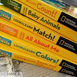 National Geographic Little Kids LOOK and LEARN + Giveaway