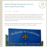 Baton Rouge Moms Blog