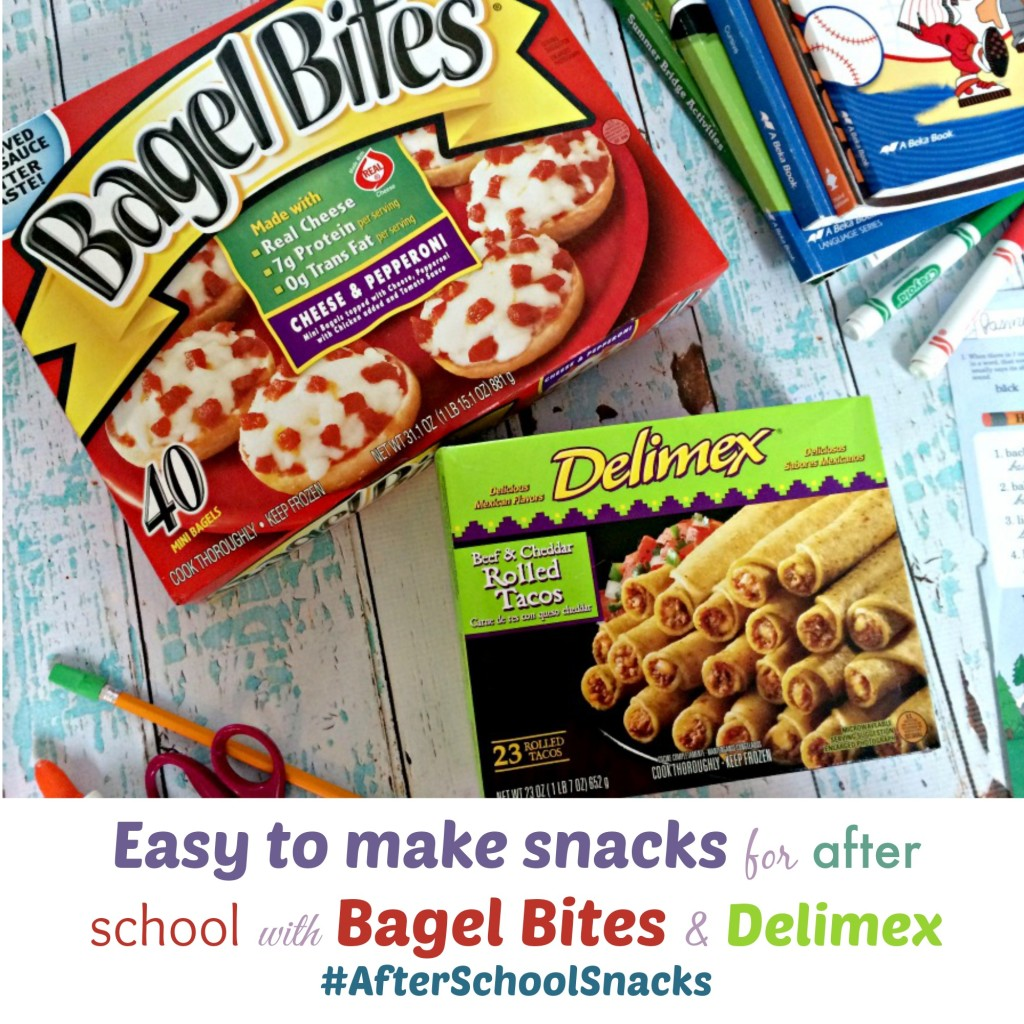 Easy to make snacks for after school fabulous mom blog for Easy after school snacks for kids to make
