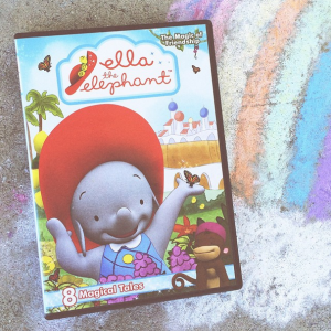 Ella the Elephant Season 1 Volume 1: The Magic of Friendship