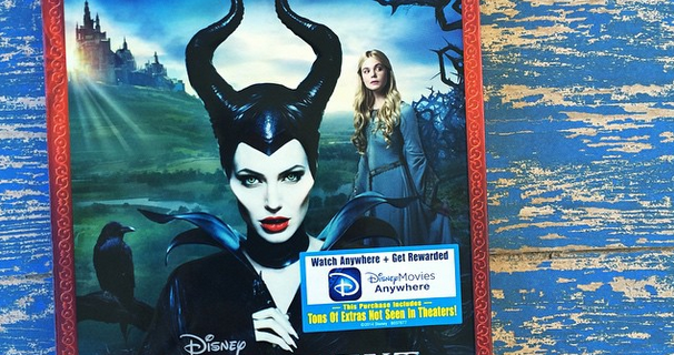Maleficent Blu-ray Combo Pack November 4, 2014