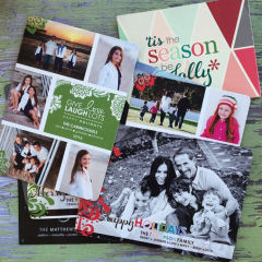 Erin Condren Designs holiday cards