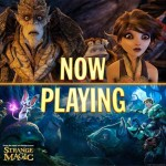 Strange Magic, a new animated film from Lucasfilm Ltd. is now playing