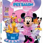 Minnie's Pet Salon DVD is now available — FREE Activity Sheets