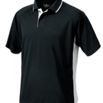 Charles River Apparel Color Blocked Wicking Polo